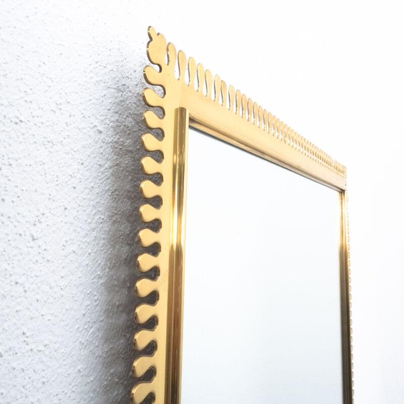 Mirror Brass Austria 03
