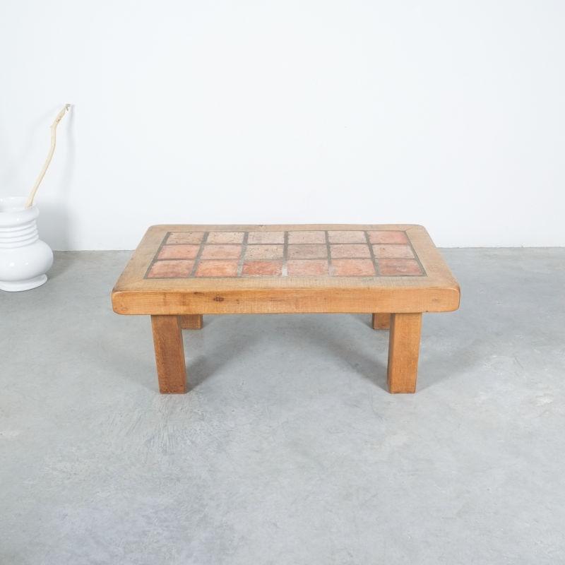 Terracotta Table France 02