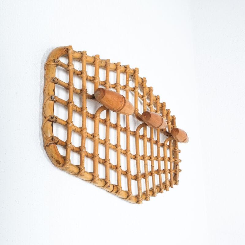 Olaf Von Bohr Coatrack Bamboo 02