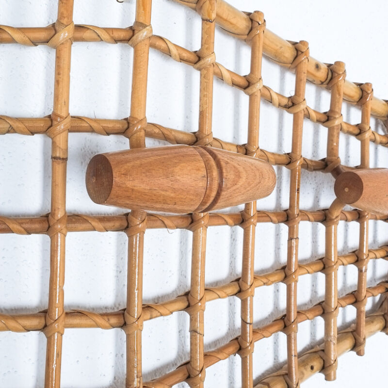 Olaf Von Bohr Coatrack Bamboo 04