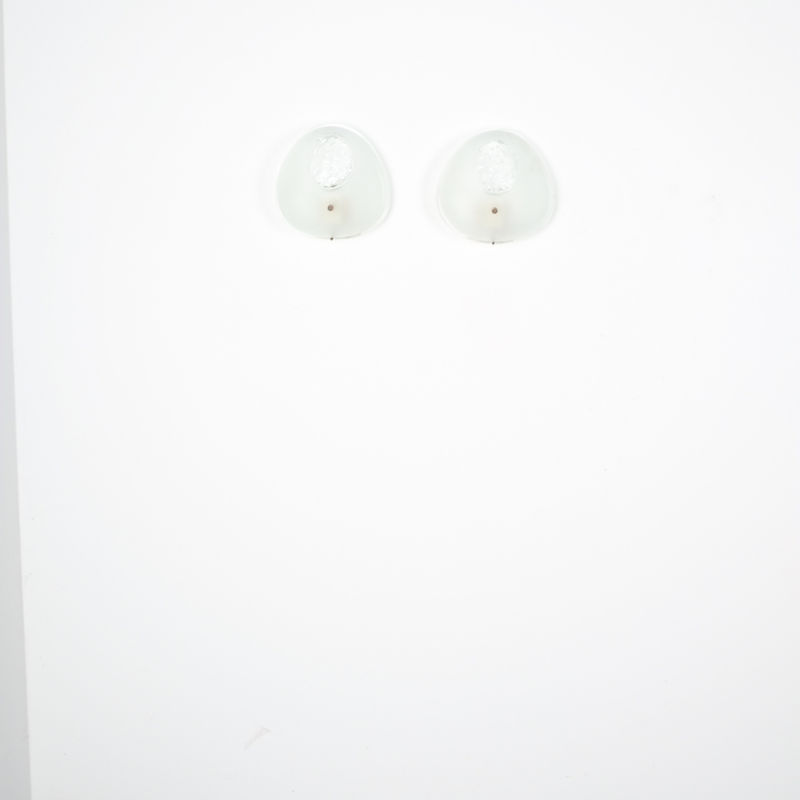 Pair Ingrand Fontana Arte Sconces 1960 01