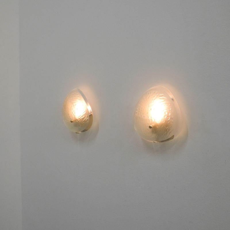 Pair Ingrand Fontana Arte Sconces 23