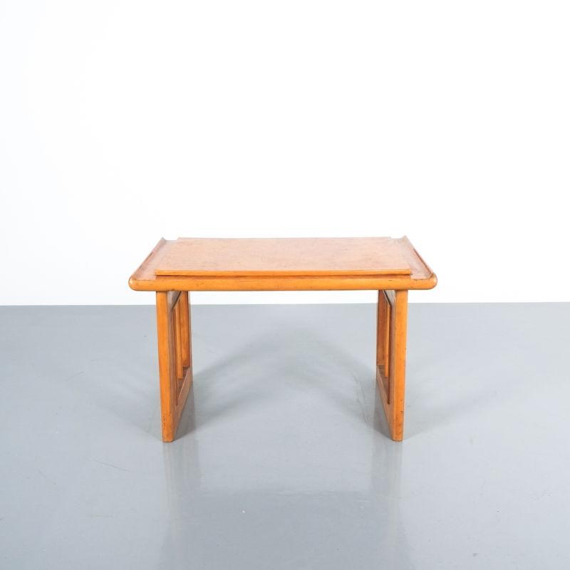 pair art deco nightstands side tables_10