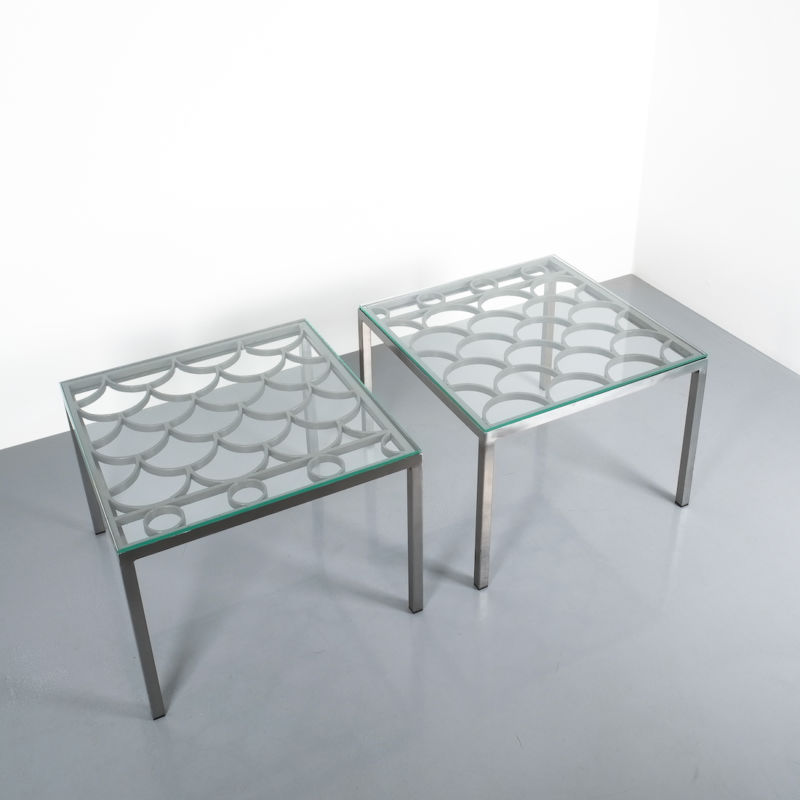 Peter Preller Iron Side Table 02