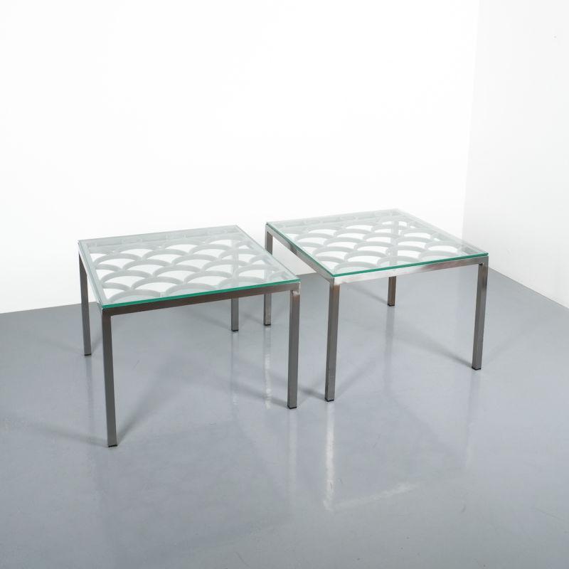 Peter Preller Iron Side Table 04