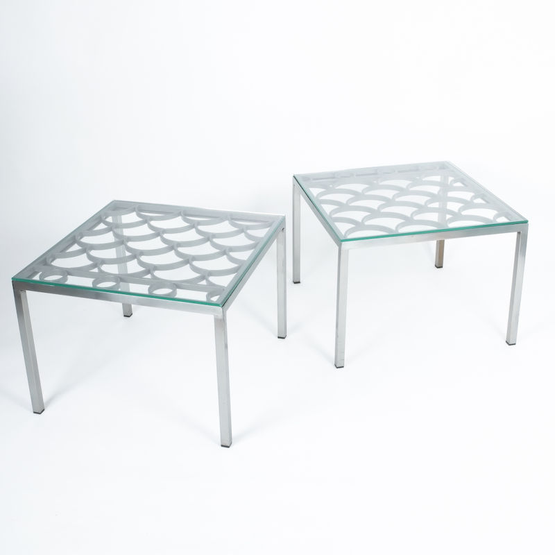 Peter Preller Iron Side Table 07