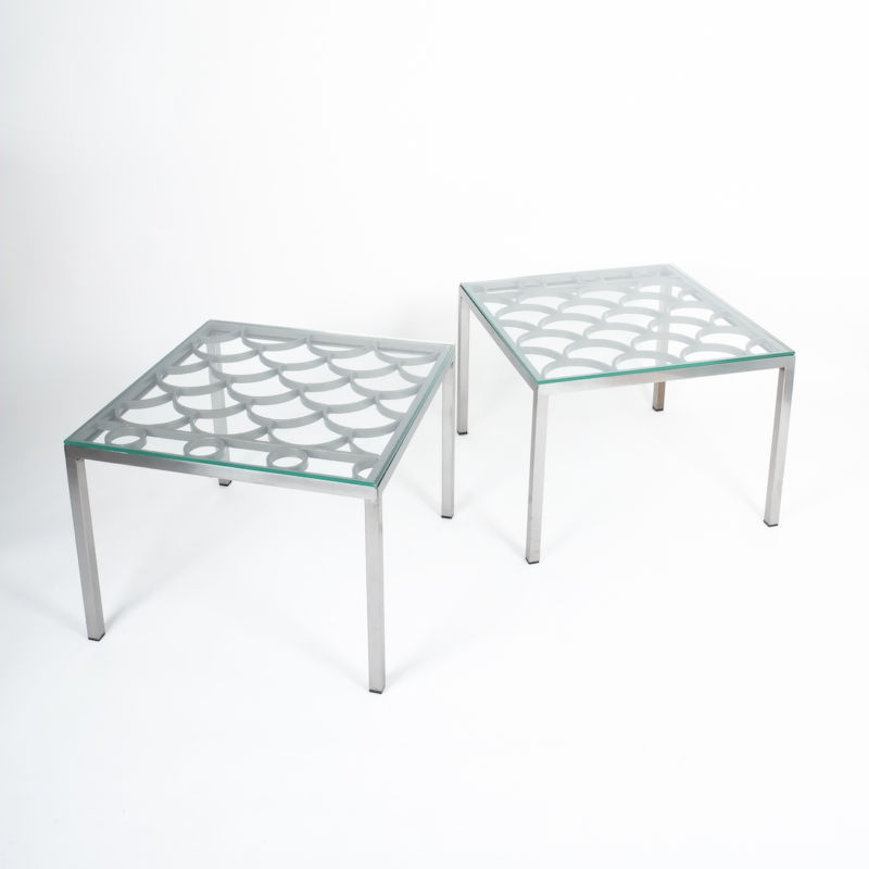 Peter Preller Iron Side Table 08