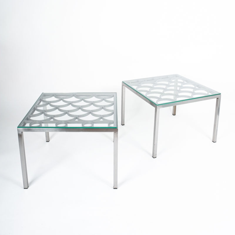 Peter Preller Iron Side Table 09