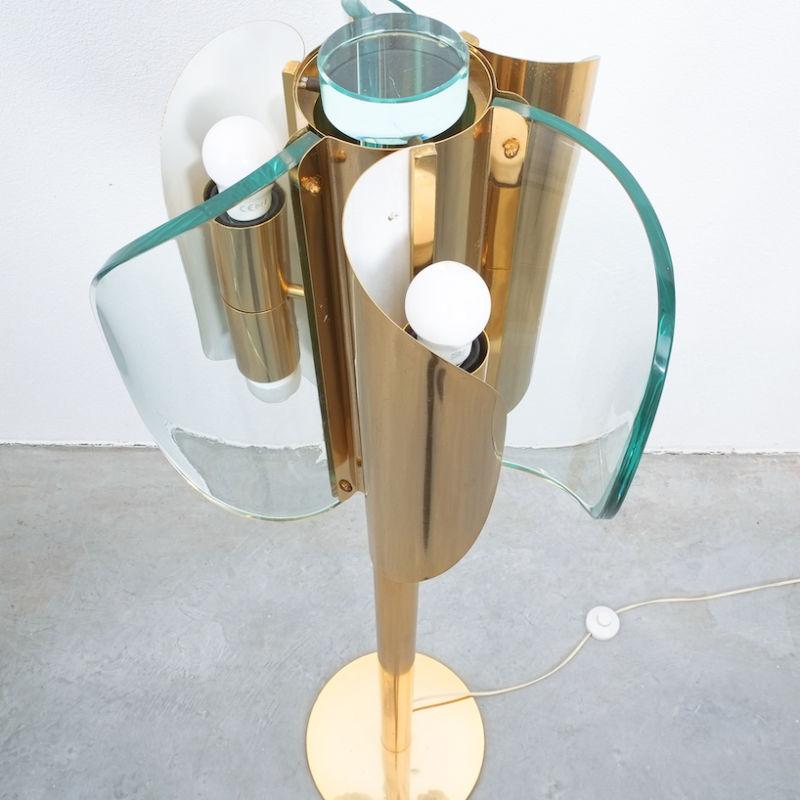 Rare Fontana Arte Floor Lamp 02