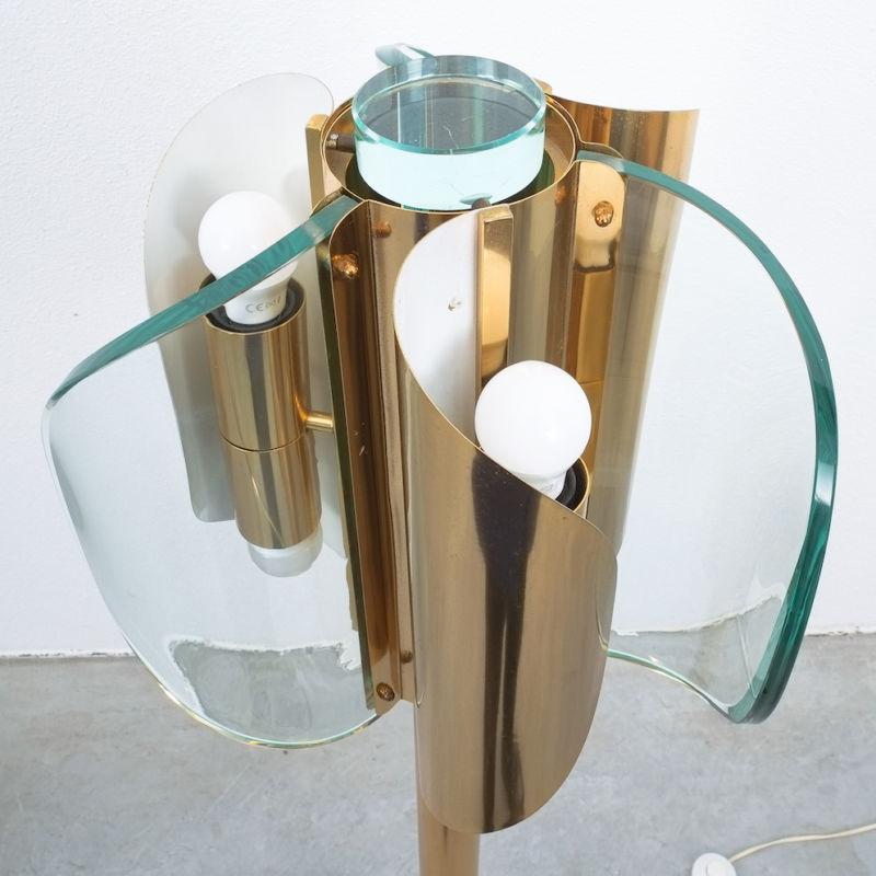 Rare Fontana Arte Floor Lamp 04