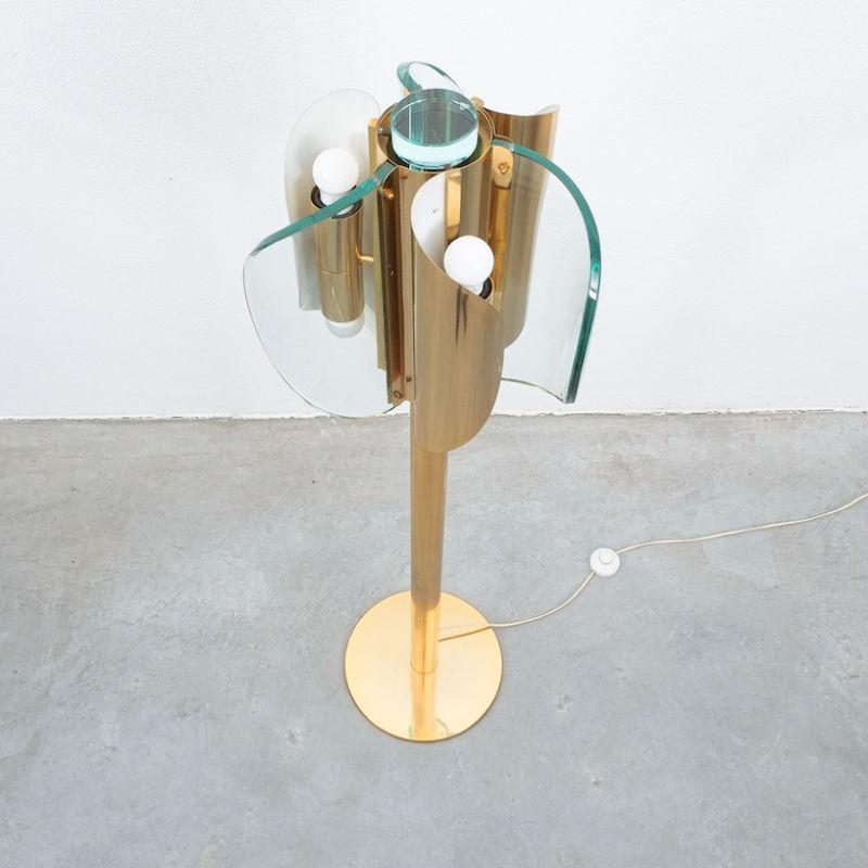 Rare Fontana Arte Floor Lamp 05