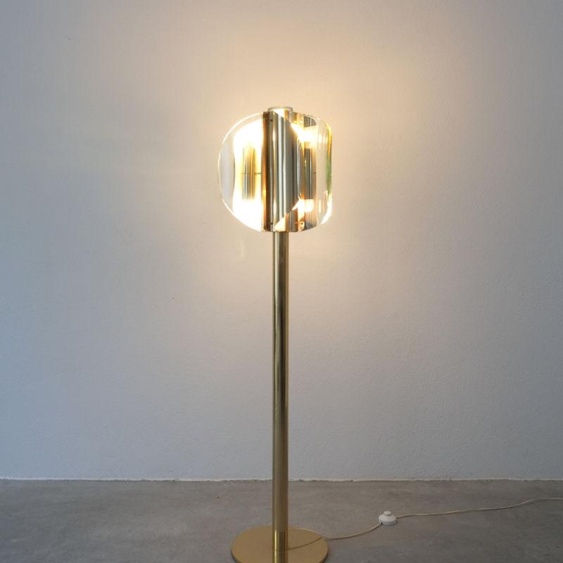 Rare Fontana Arte Floor Lamp 06