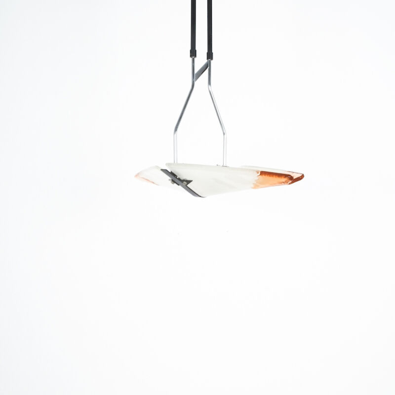 Rhombus Murano Glass Chandelier 06