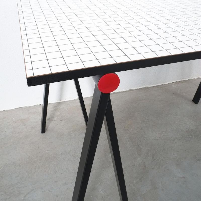 Rodney Kinsman Bieffeplast Desk Grid 04