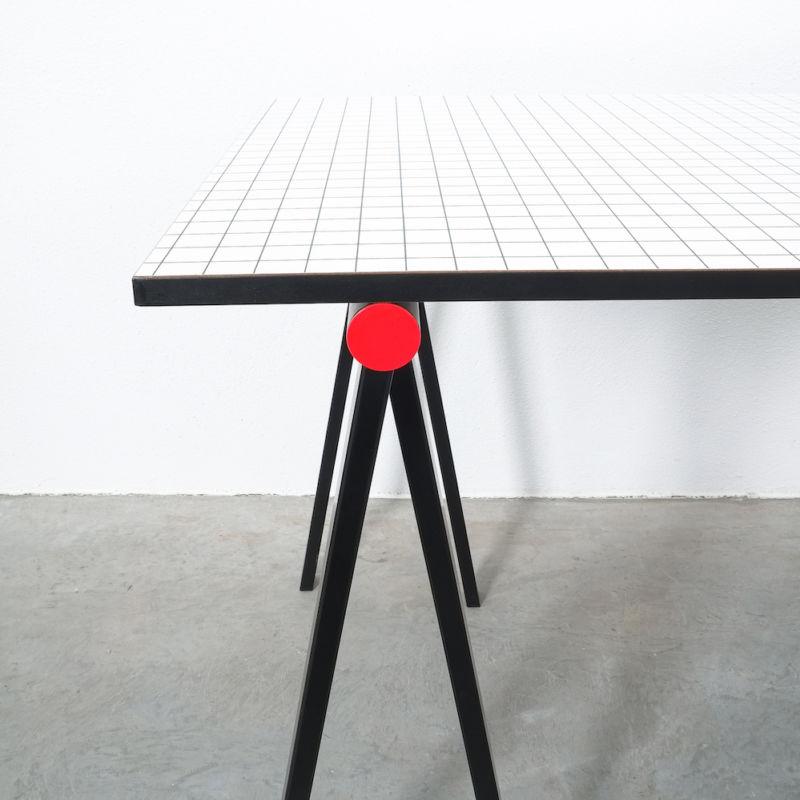 Rodney Kinsman Bieffeplast Desk Grid 05