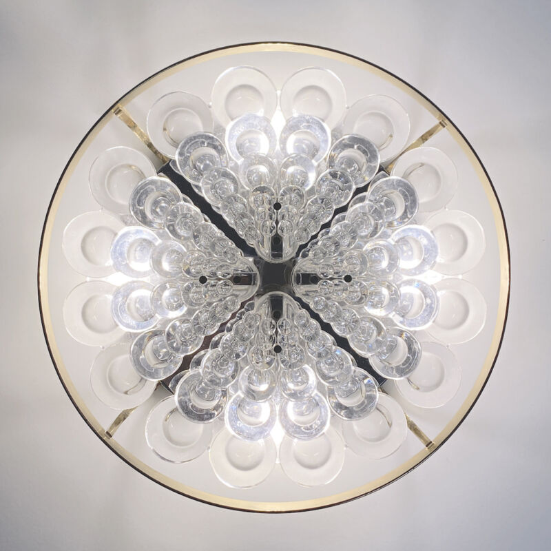 Sciolari Flush Mount Palwa Crystal 03