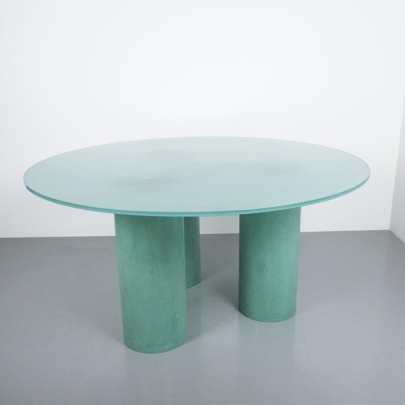 Serenissimo Vignelli Acerbis Table 01