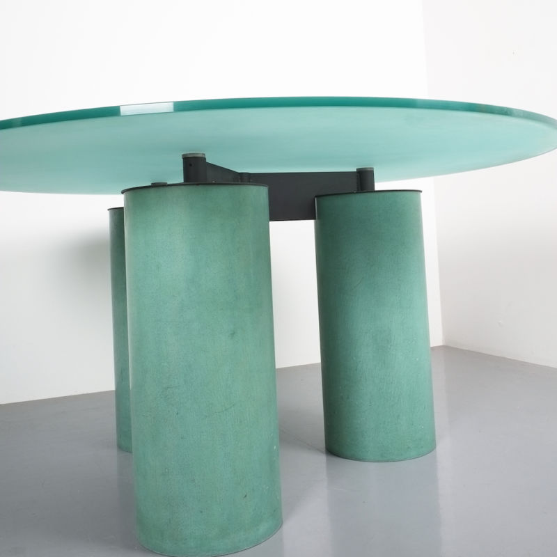 Serenissimo Vignelli Acerbis Table 02