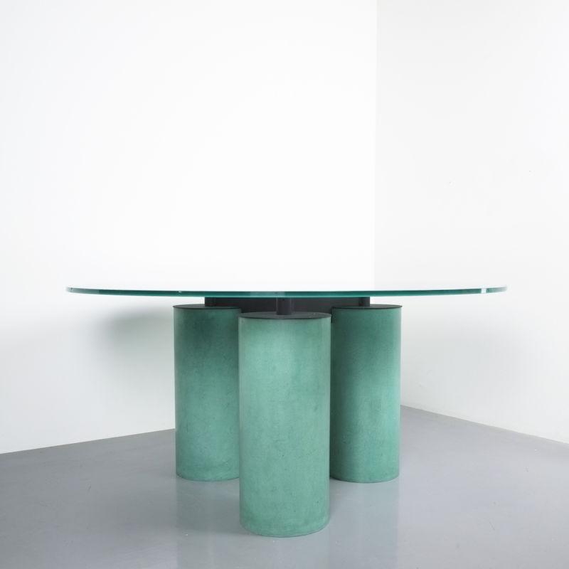 Serenissimo Vignelli Acerbis Table 03