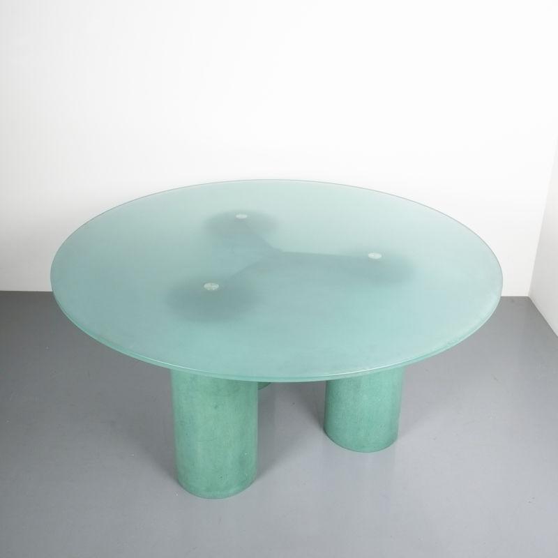 Serenissimo Vignelli Acerbis Table 04