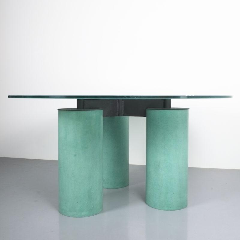 Serenissimo Vignelli Acerbis Table 05