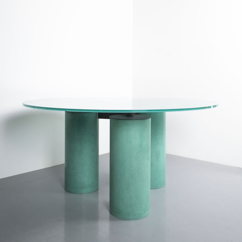 Serenissimo Vignelli Acerbis Table 06