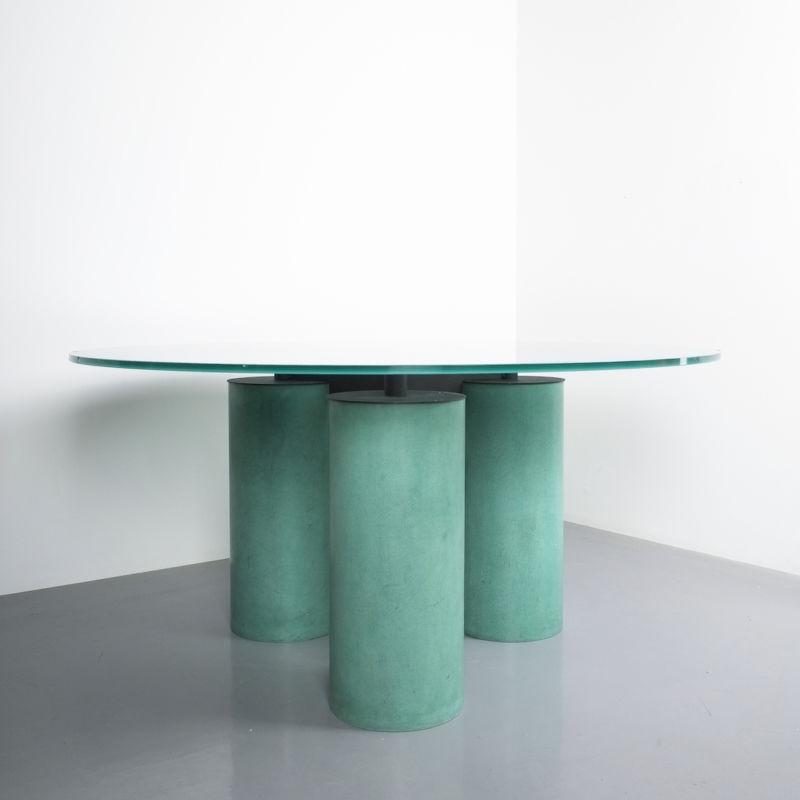 Serenissimo Vignelli Acerbis Table 07