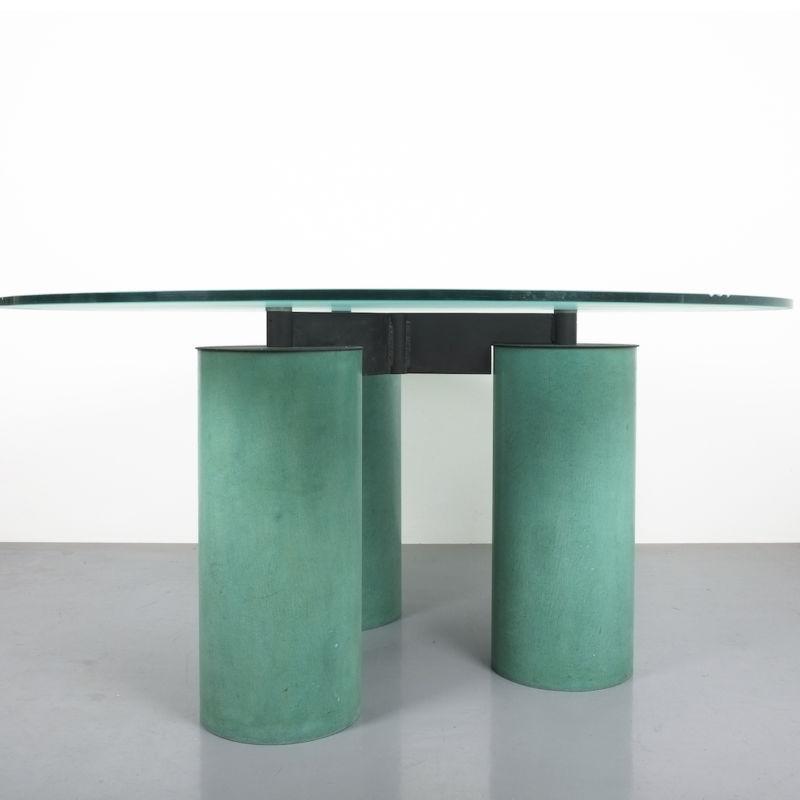 Serenissimo Vignelli Acerbis Table 08