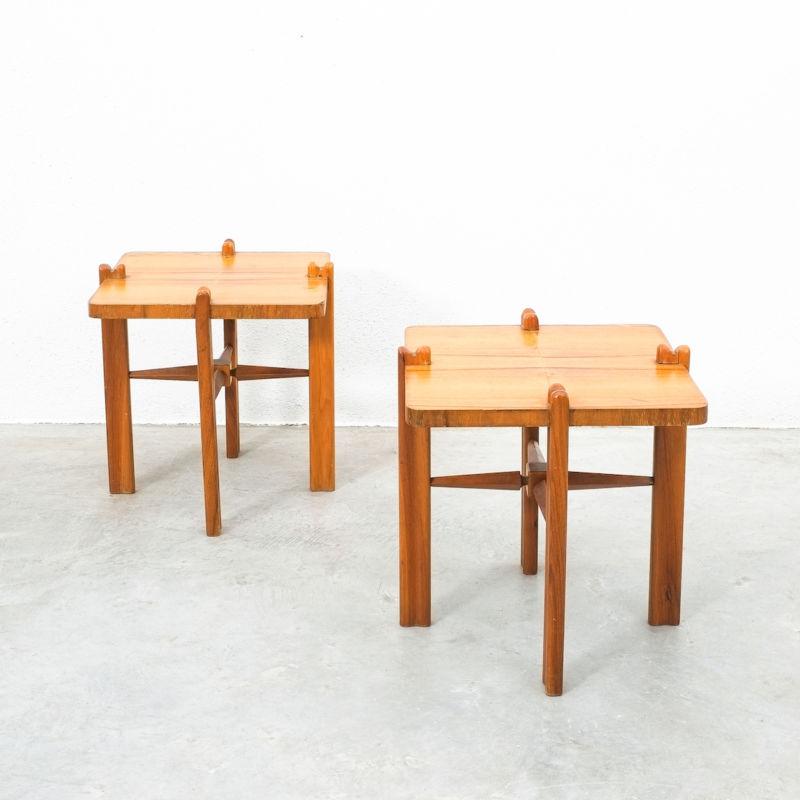 Side Tables 1950 Austria 02
