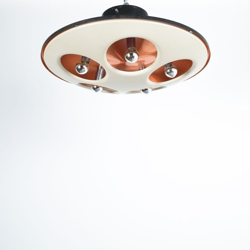 Stilnovo Flush Mount Sarfatti 1243 02
