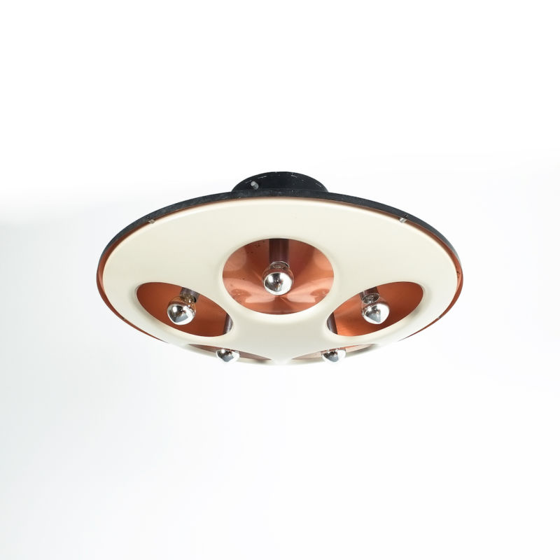 Stilnovo Flush Mount Sarfatti 1243 05