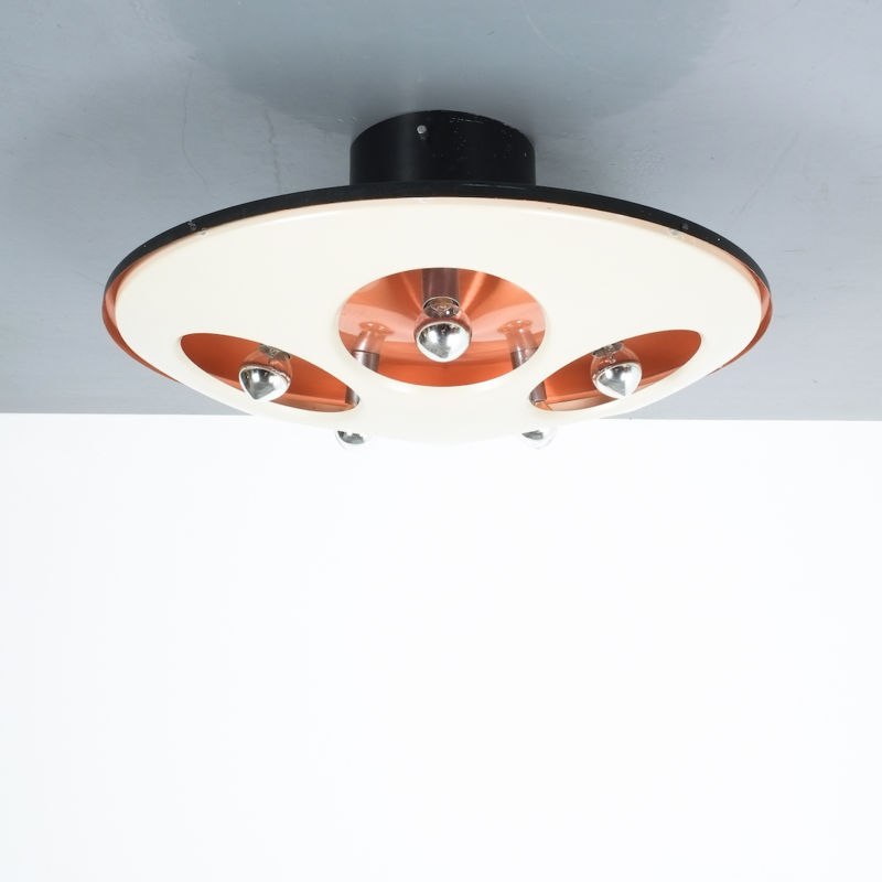 Stilnovo Flush Mount Sarfatti 1243 08