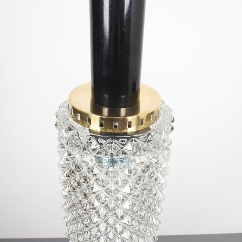 Stilnovo Pendants Brass Textured Glass 02