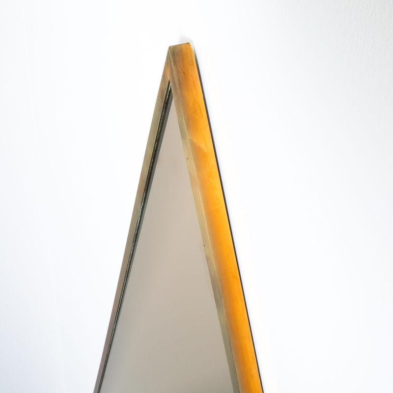 triangular mirror brass italy derive_02