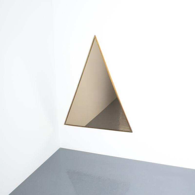 triangular mirror brass italy derive_03