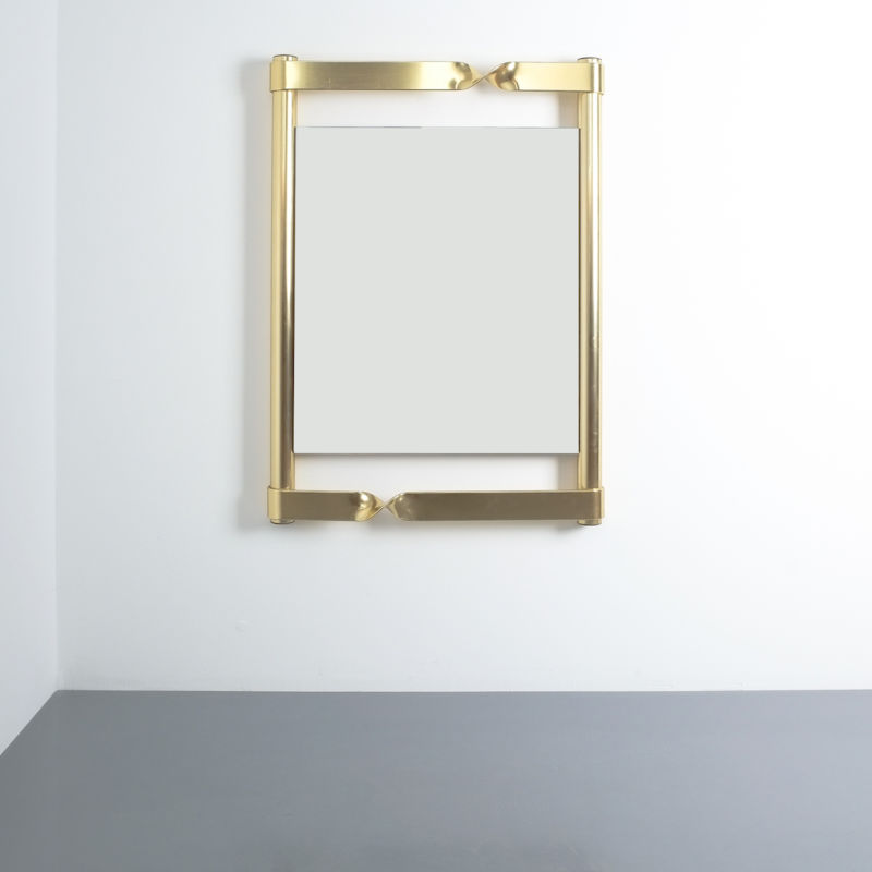 twisted mirror brass italy derive_07