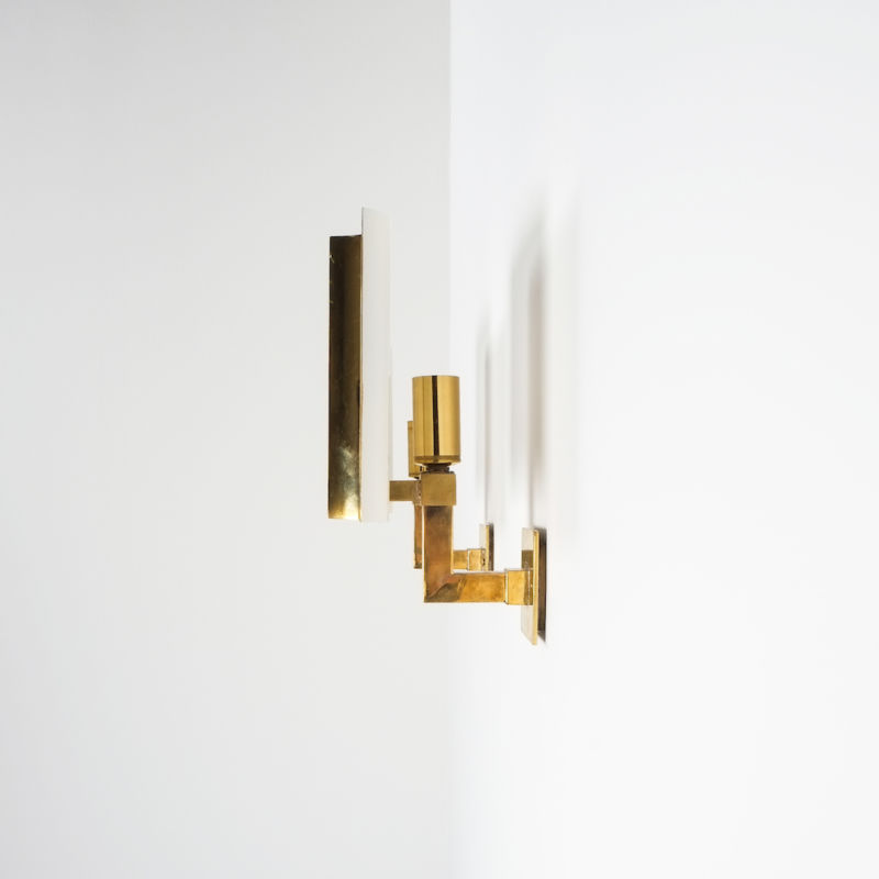wave brass sconces 14 Kopie