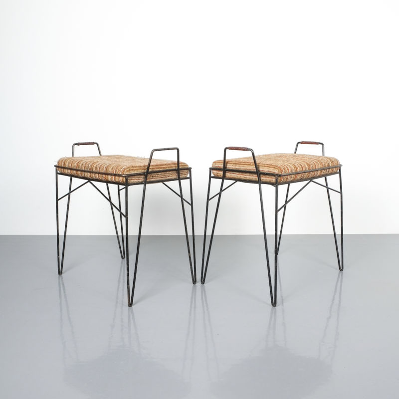 wire frame stools _08