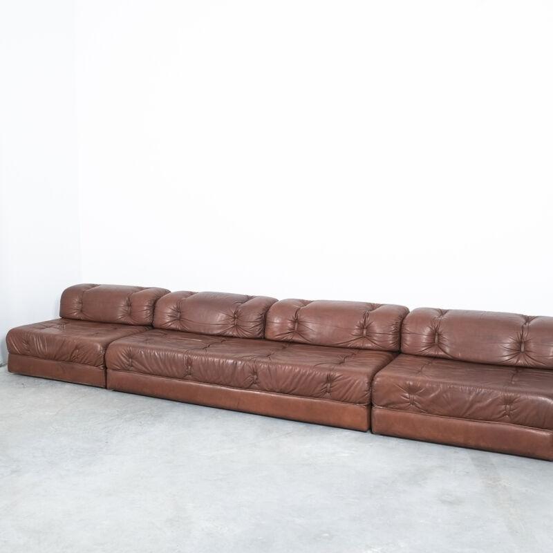 Wittmann Atrium Sofa Chairs Leather 01