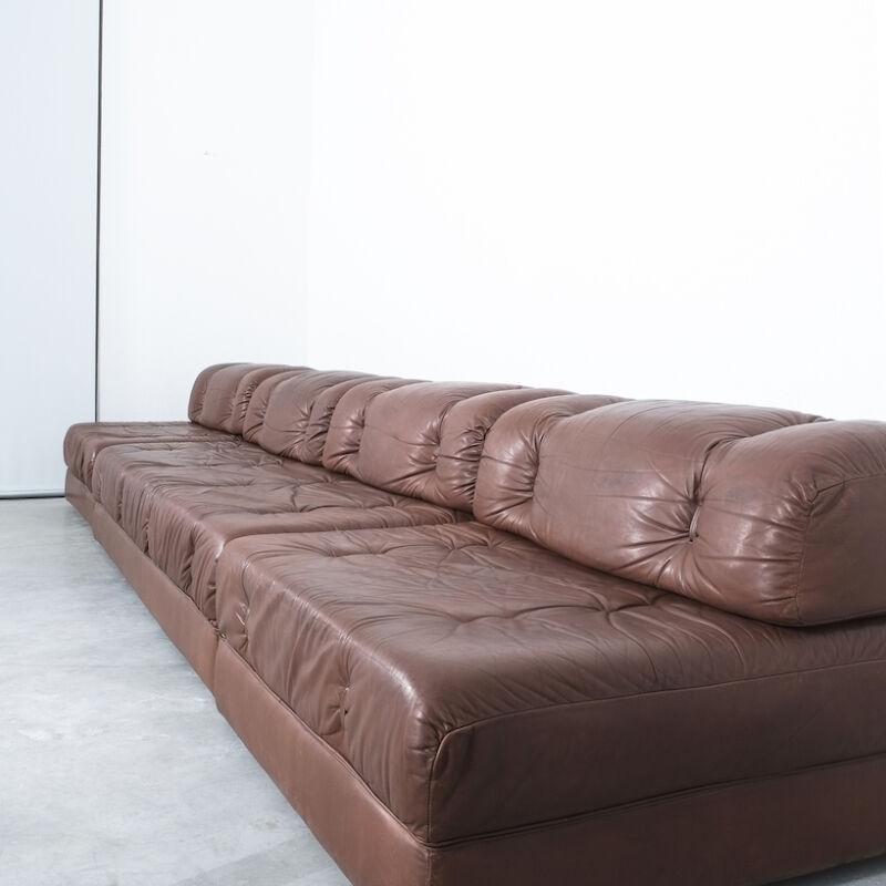 Wittmann Atrium Sofa Chairs Leather 02