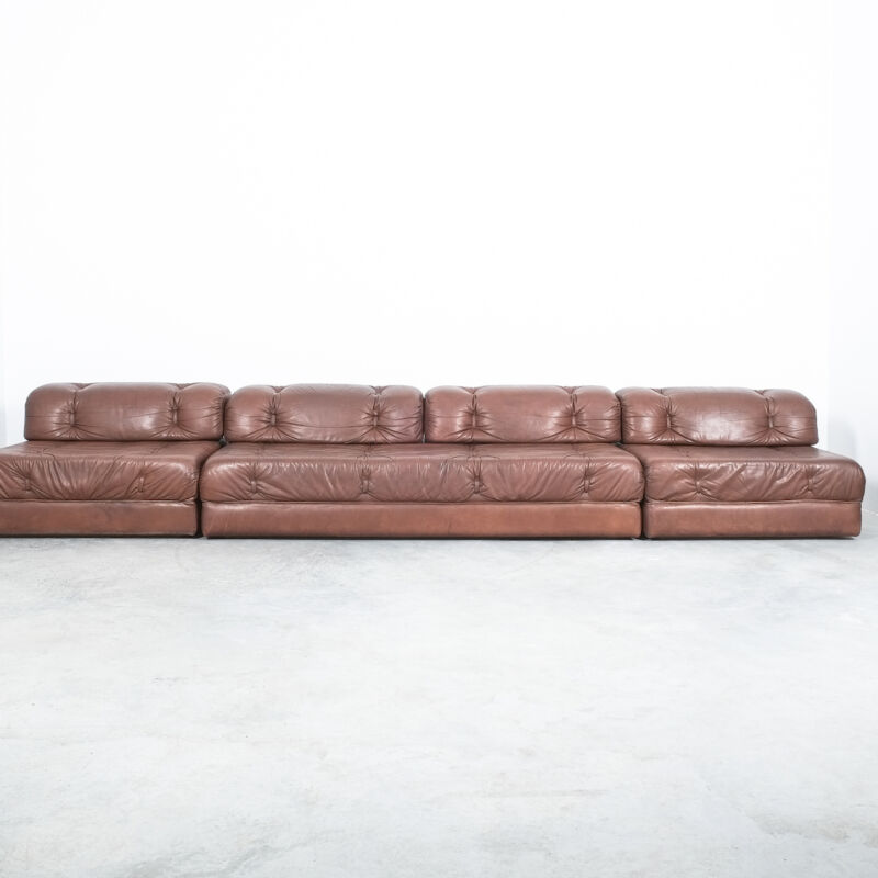 Wittmann Atrium Sofa Chairs Leather 04
