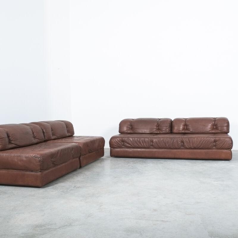 Wittmann Atrium Sofa Chairs Leather 06