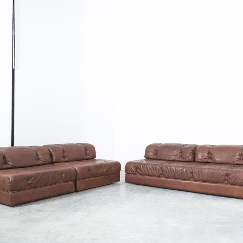 Wittmann Atrium Sofa Chairs Leather 07