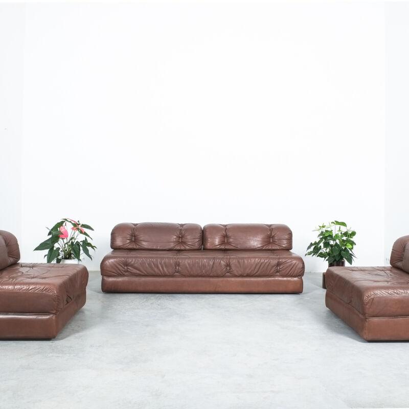 Wittmann Atrium Sofa Chairs Leather 09