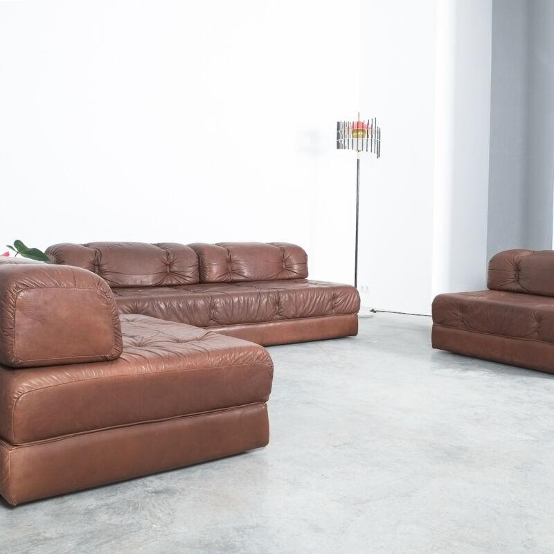 Wittmann Atrium Sofa Chairs Leather 10