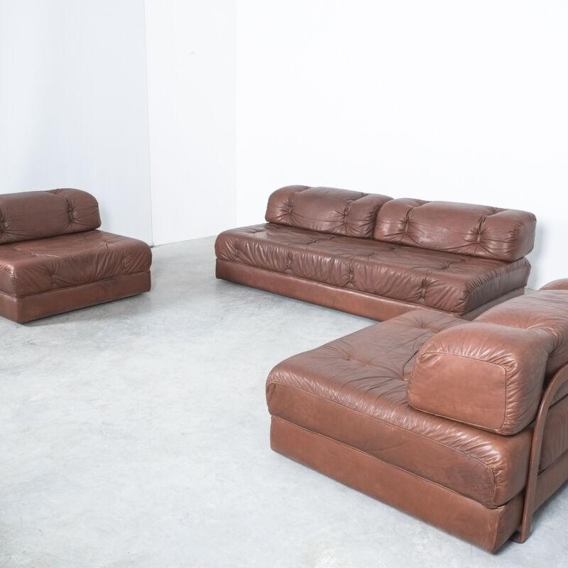 Wittmann Atrium Sofa Chairs Leather 13