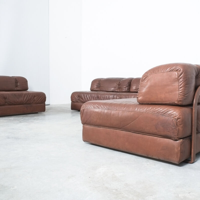 Wittmann Atrium Sofa Chairs Leather 14