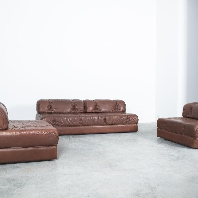 Wittmann Atrium Sofa Chairs Leather 15