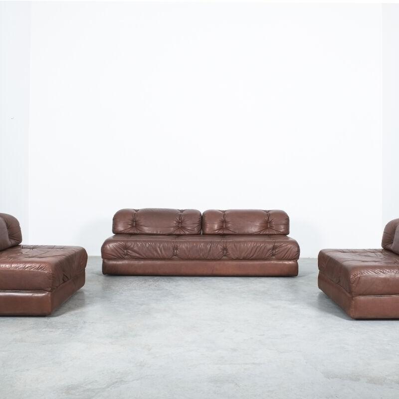 Wittmann Atrium Sofa Chairs Leather 16