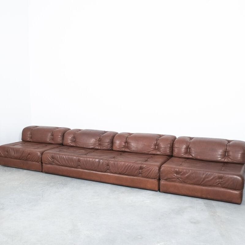 Wittmann Atrium Sofa Chairs Leather 21